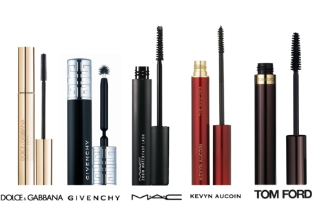 Christian Abouhaidar favorite mascaras